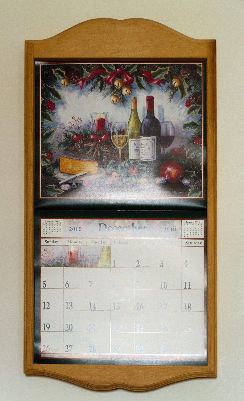 Calendar Holder with Calendar Frames And Holders
