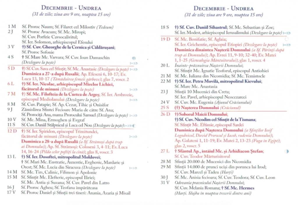 Calendar Ortodox 2021  Sărbători Religioase Din Fiecare with Calendar Ortodox Mai 2021
