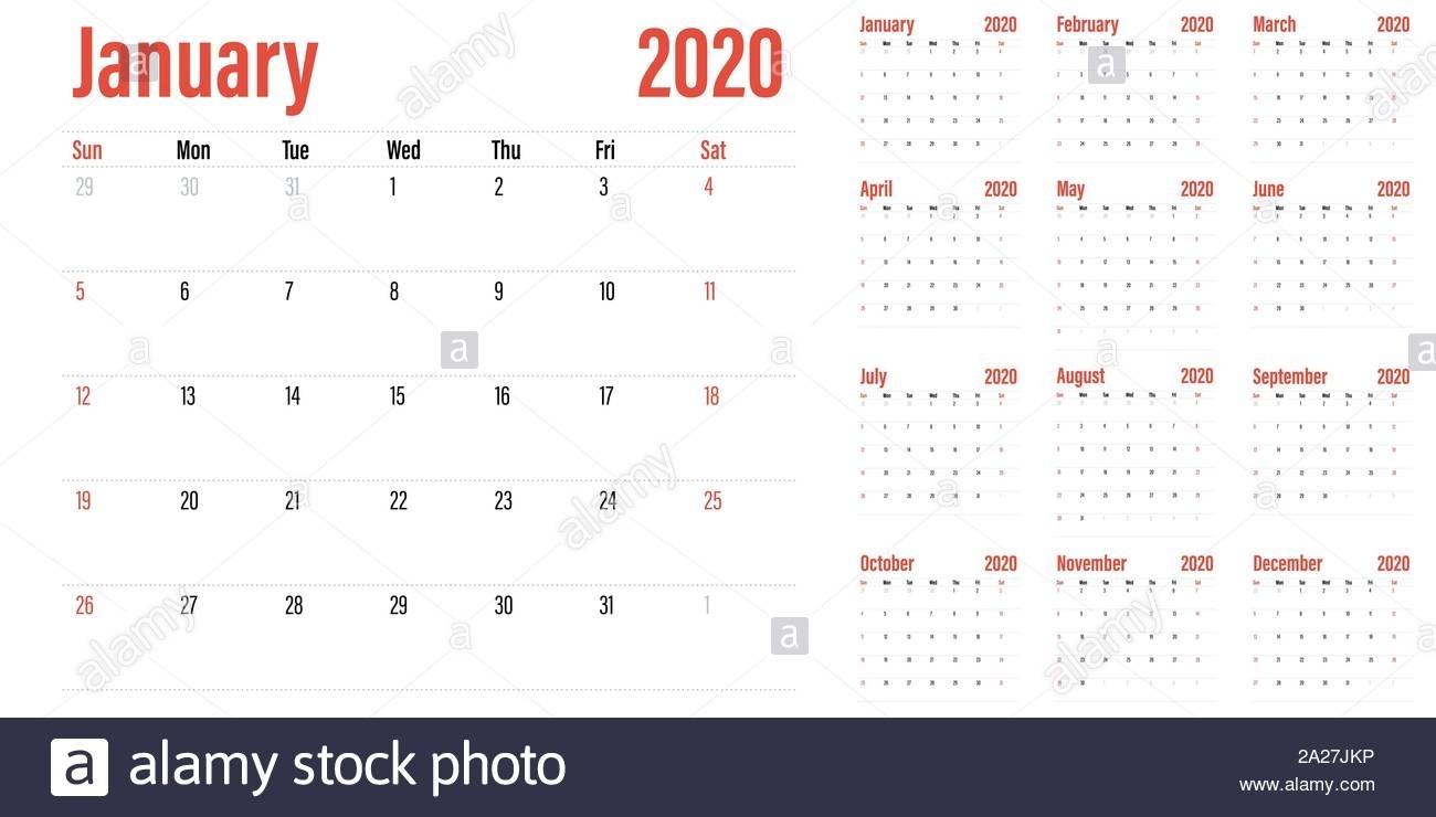 Calendar Sunday To Saturday 2020  Calendar Inspiration Design pertaining to Calendar Sunday To Saturday