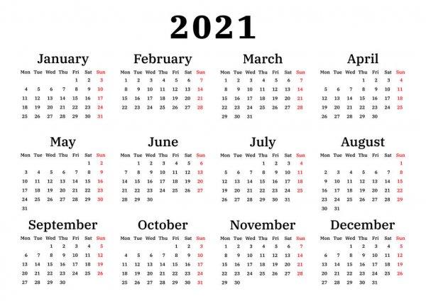 Calendario 2015 — Archivo Imágenes Vectoriales © Jodo19 within Calendario 2021 Con Semanas