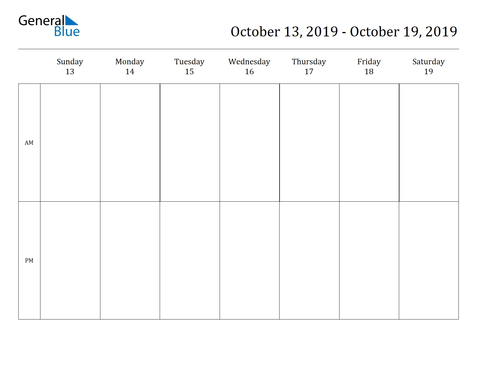 Calender With Ampm   Printable Calendar Template 2020 with Am Pm Schedule Template