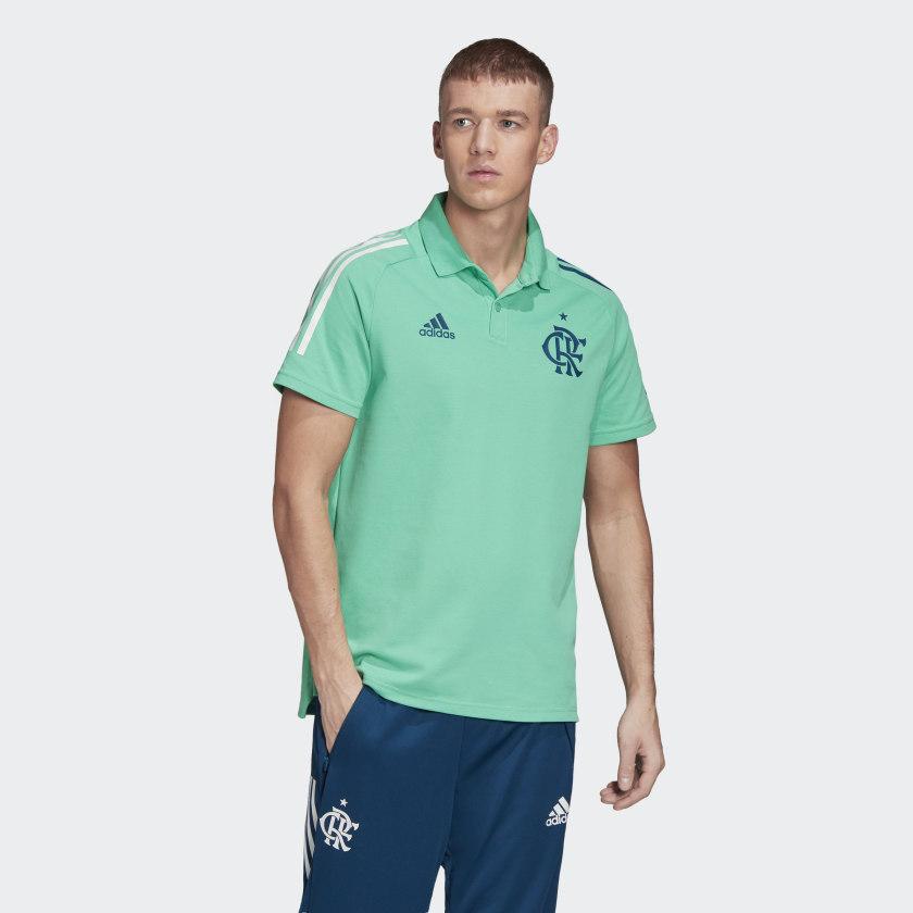 Camisa Polo Cr Flamengo  Verde Adidas | Adidas Brasil within Yahoo Calendar Icon