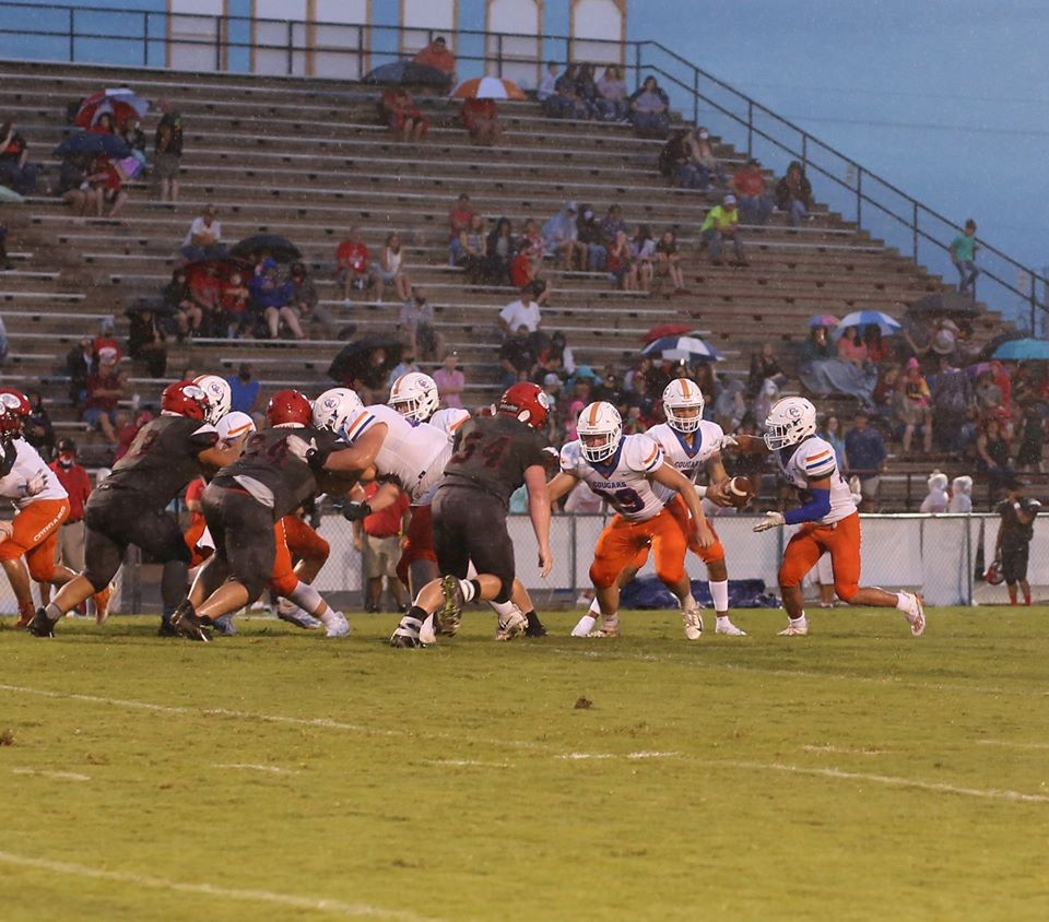 Cougars Dominate Cocke County. | The Volunteer Times for Fighting Cock Calendar
