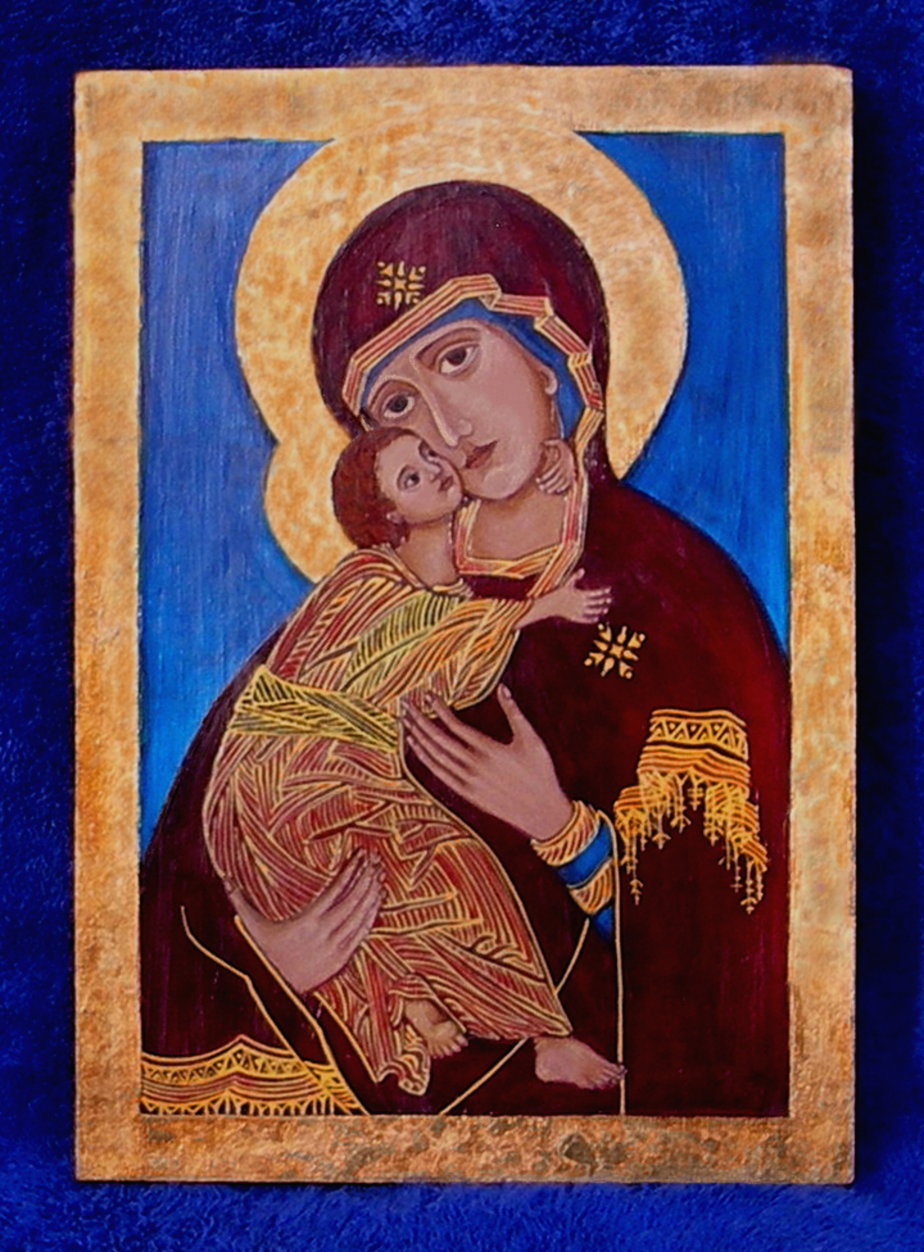 Create A Byzantine Icon  Weekend Intensive | The in Yahoo Calendar Icon