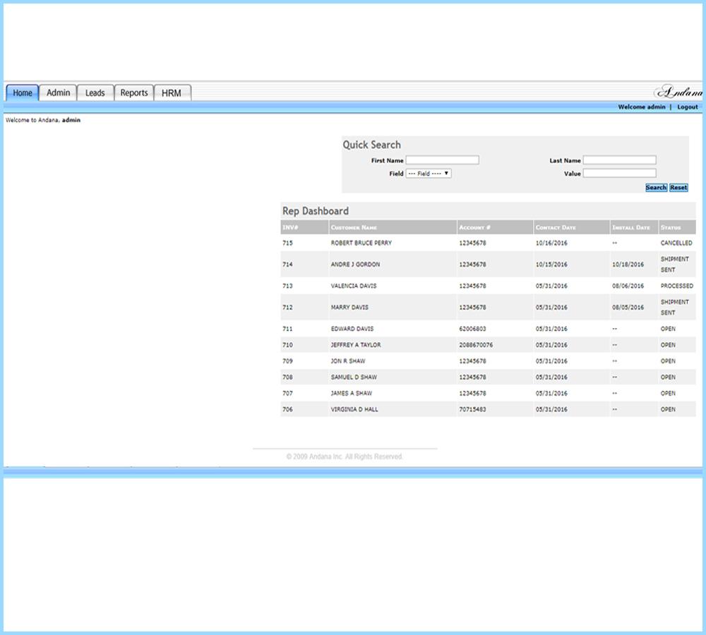 Customer Relationship Management  Se Software Technologies inside Teamup Calendar Outlook