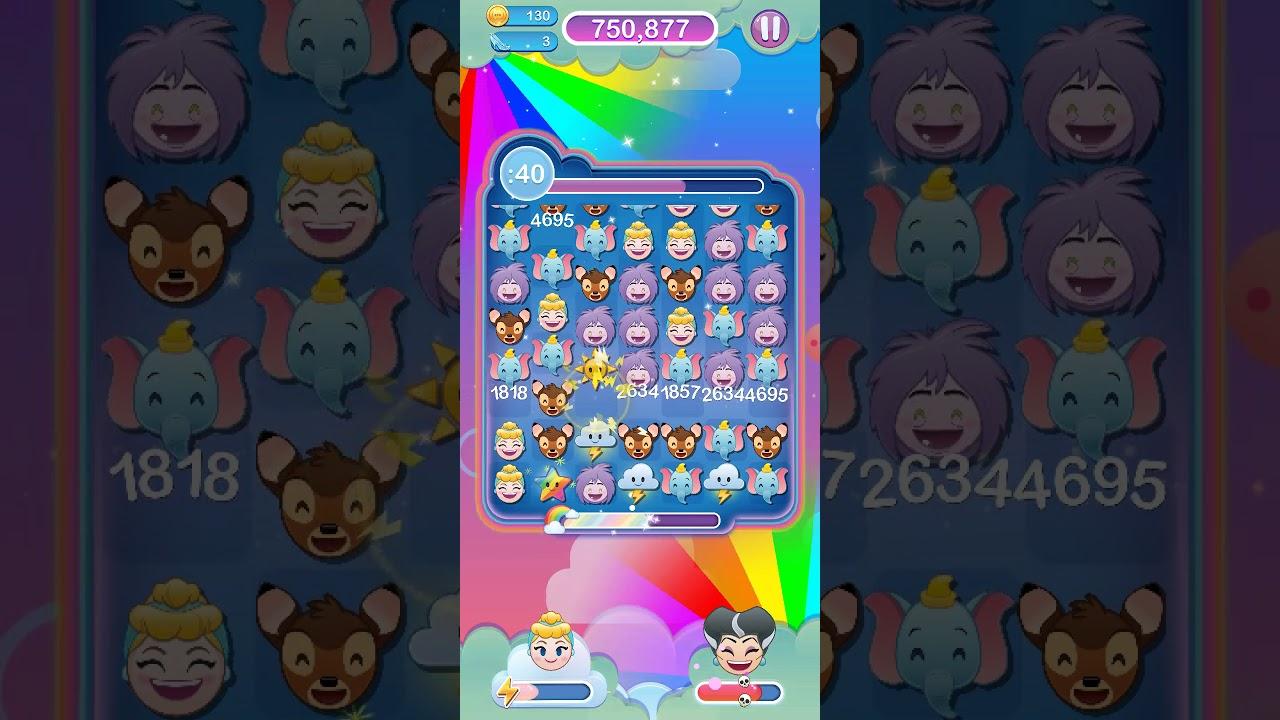 Disney Emoji Blitz: Lady Tremaine Villain Event Rainbow intended for Disney Emoji Blitz Event Calendar