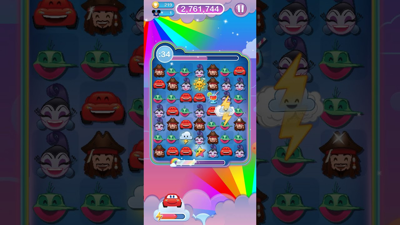 Disney Emoji Blitz: Pixar Challenge  Youtube throughout Disney Emoji Blitz Event Calendar