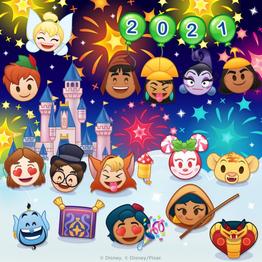 Disney Emoji Blitz Update: January 2021  Disney Emoji Blitz! with Disney Emoji Blitz Calender