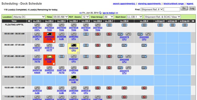 Dock Scheduling Excel  About Dock Photos Mtgimage regarding Teamup Calendar Outlook