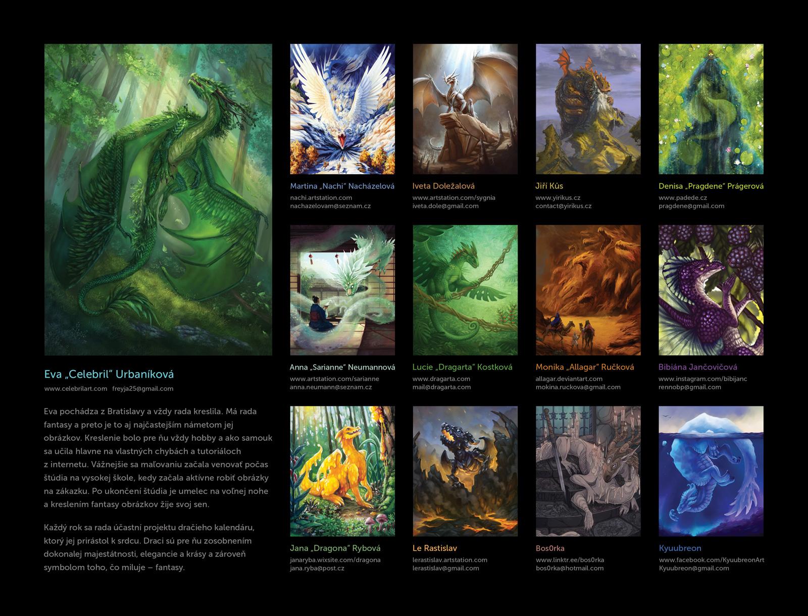 Dragon Calendar: Dragons 2021 Special Edition • Chcidraky.cz with Empires And Puzzles Events Calendar 2021