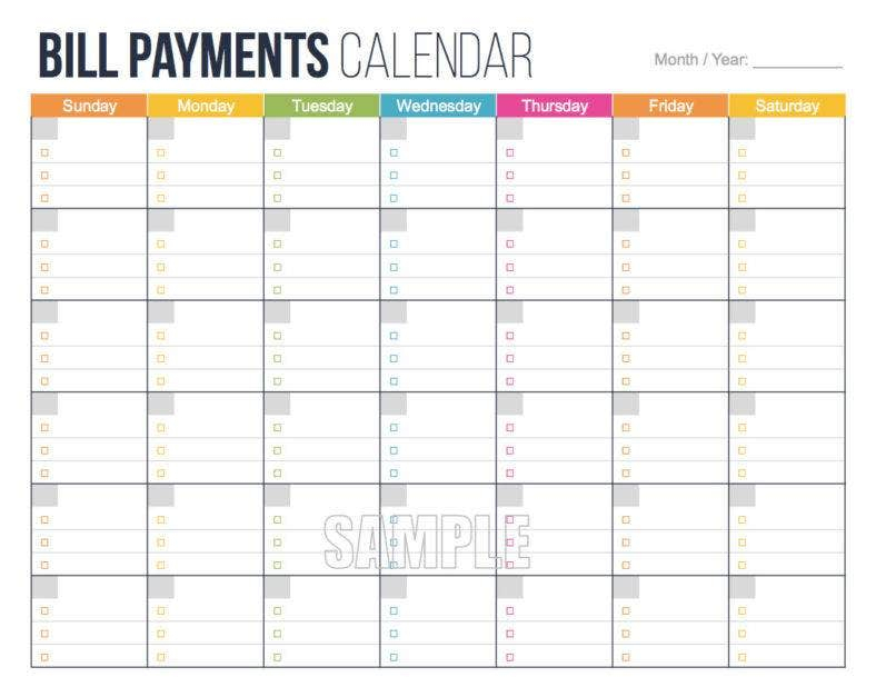 Due Date Log Templates | 6+ Free Printable Word & Excel intended for Financial Calendar 2021/21 Excel