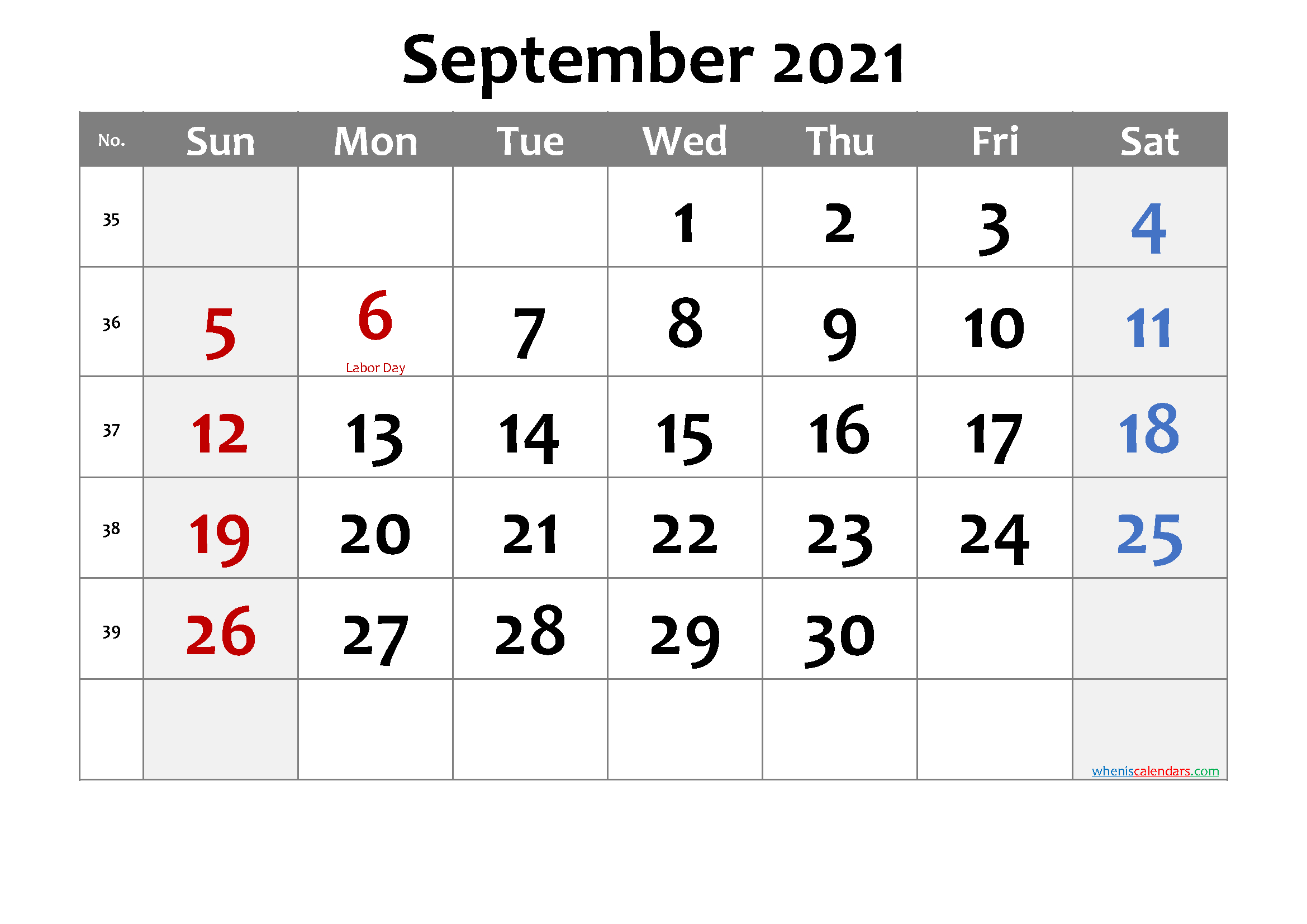 Editable September 2021 Calendartemplate No.cd21M21 within 3 Month Printable Calendar Templates 2021 Sept
