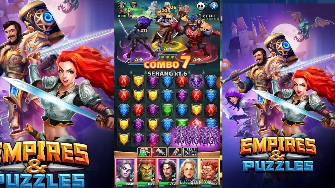 Empires & Puzzles Final Challenge Event Guardian Of Teltoc in Event Schedule Empires And Puzzles