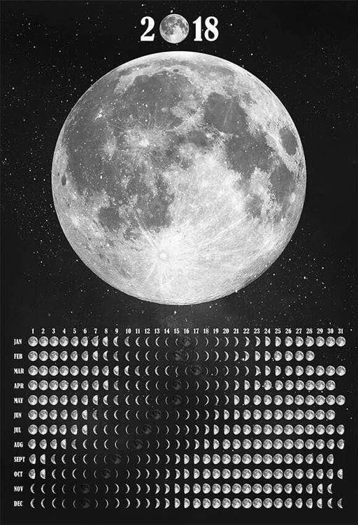 Épinglé Par Rina Maksuti Sur Moon | Calendrier Lunaire throughout Calendar 12 Moon Phases