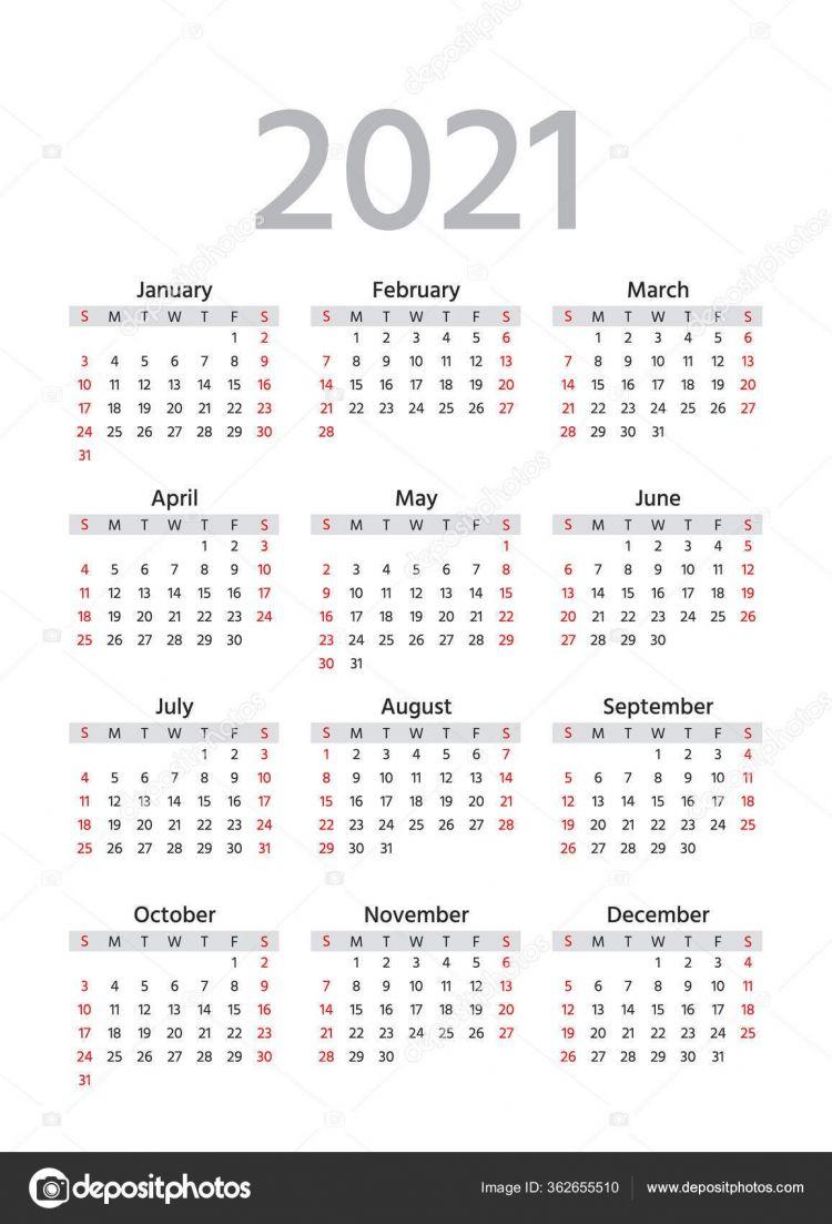 Este Es Realmente Calendario 2021 Numero De Semanas intended for Calendario 2021 Con Semanas