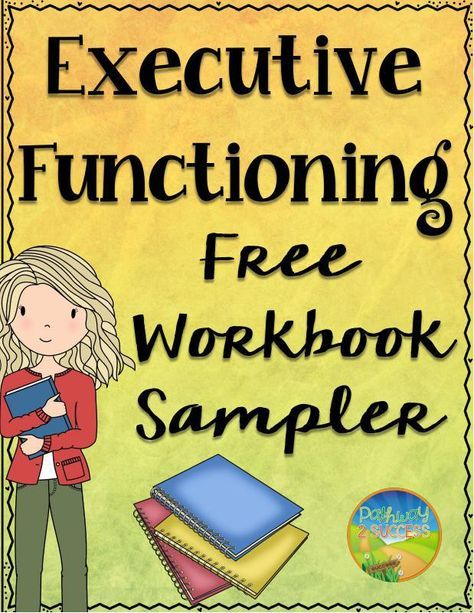 Executive Functioning Strategies For The Classroom in Executive Functioning Activity Worksheets
