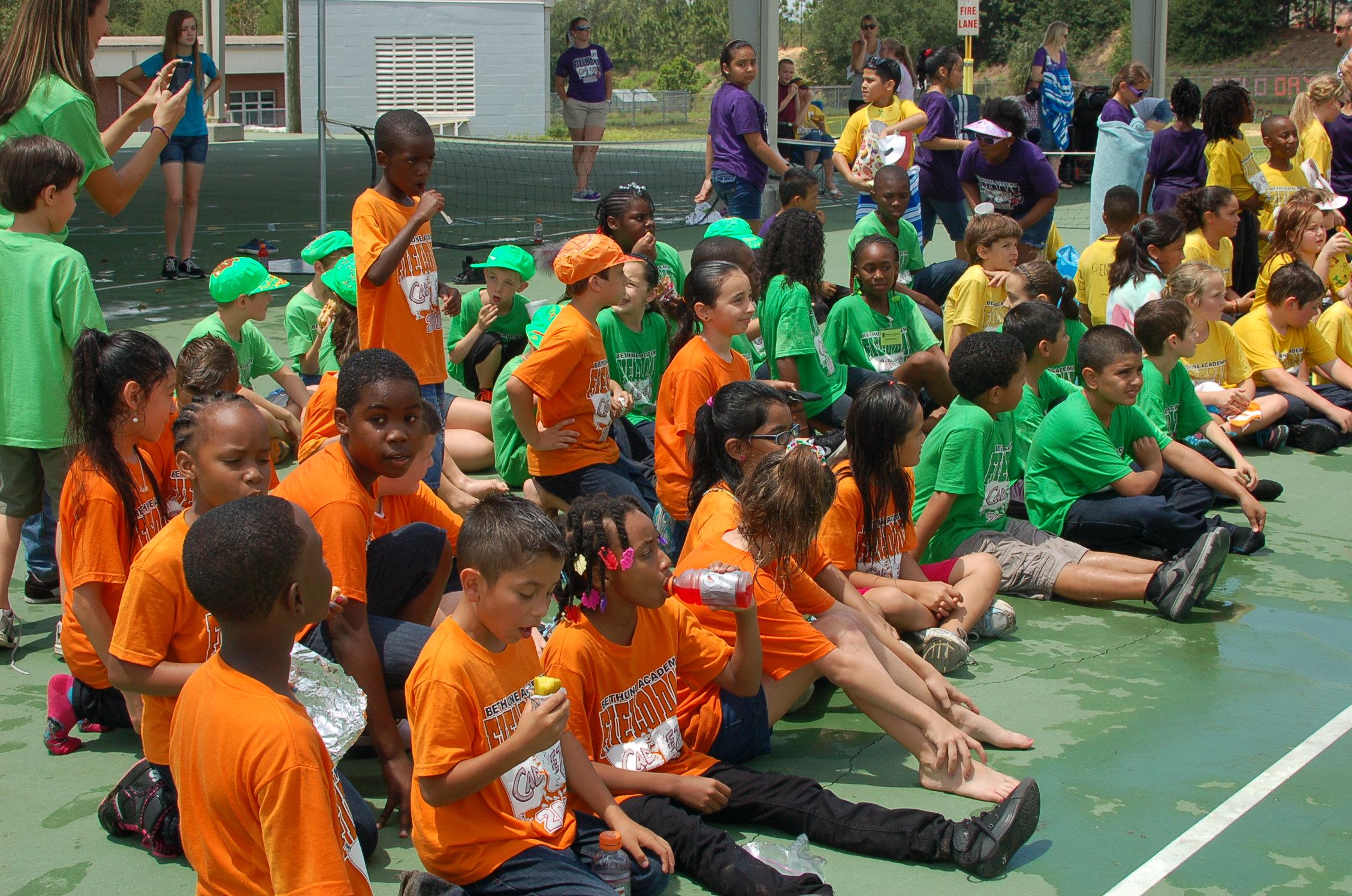 Field Day Fun  Bethune Academy with regard to Haines City High School Calendar