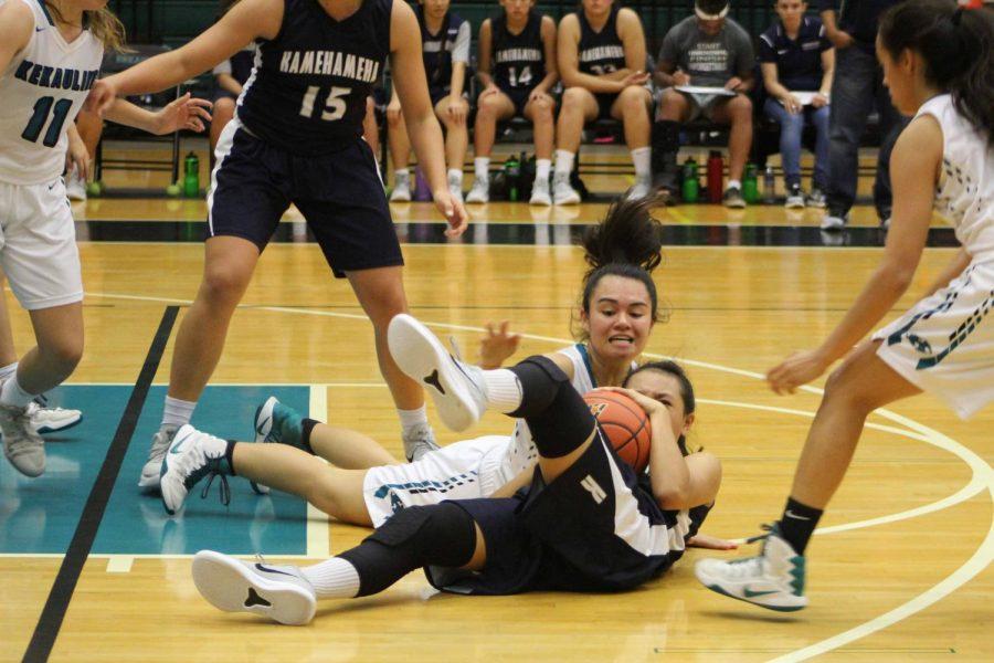 Girls Basketball: Warriors Fight For Win Against Nā Aliʻi within King Kekaulike School Calendar