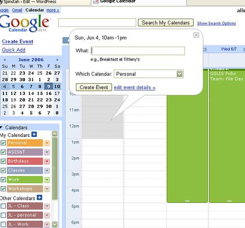 Google Calendar  Add An Event | Adding An Event By with Add Image To Google Calendar Event