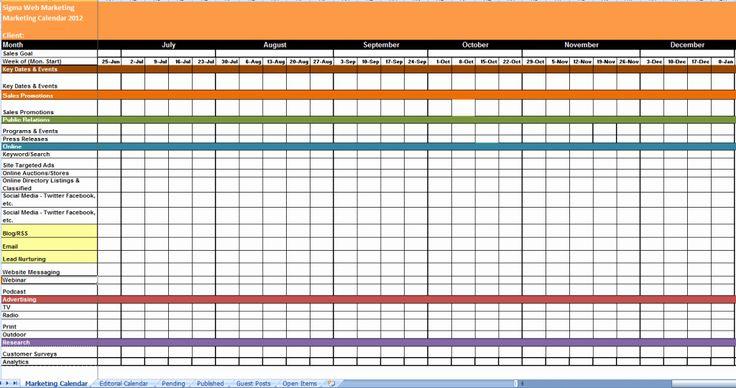 Google Calendar Template 2017 Fresh Free 2018 Excel within Google Excel Calendar Template