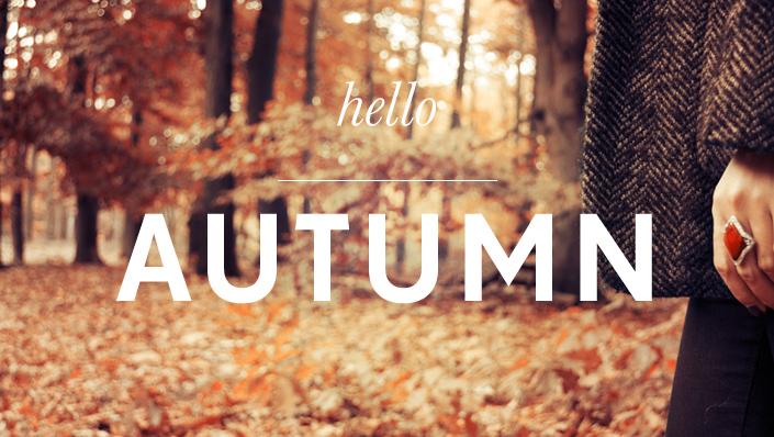 Hello Autumn :: Hello! :: Myniceprofile with Goodbye Summer Hello Fall Wallpaper