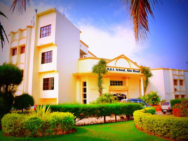 Hg International School, Abu Road  Abutimes throughout Gh Dawe School