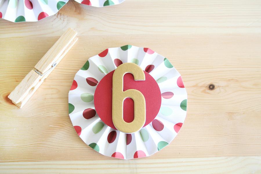 Holiday Advent Calendar Craft Kit intended for Xmas Advent Calendar WordPress Plugin