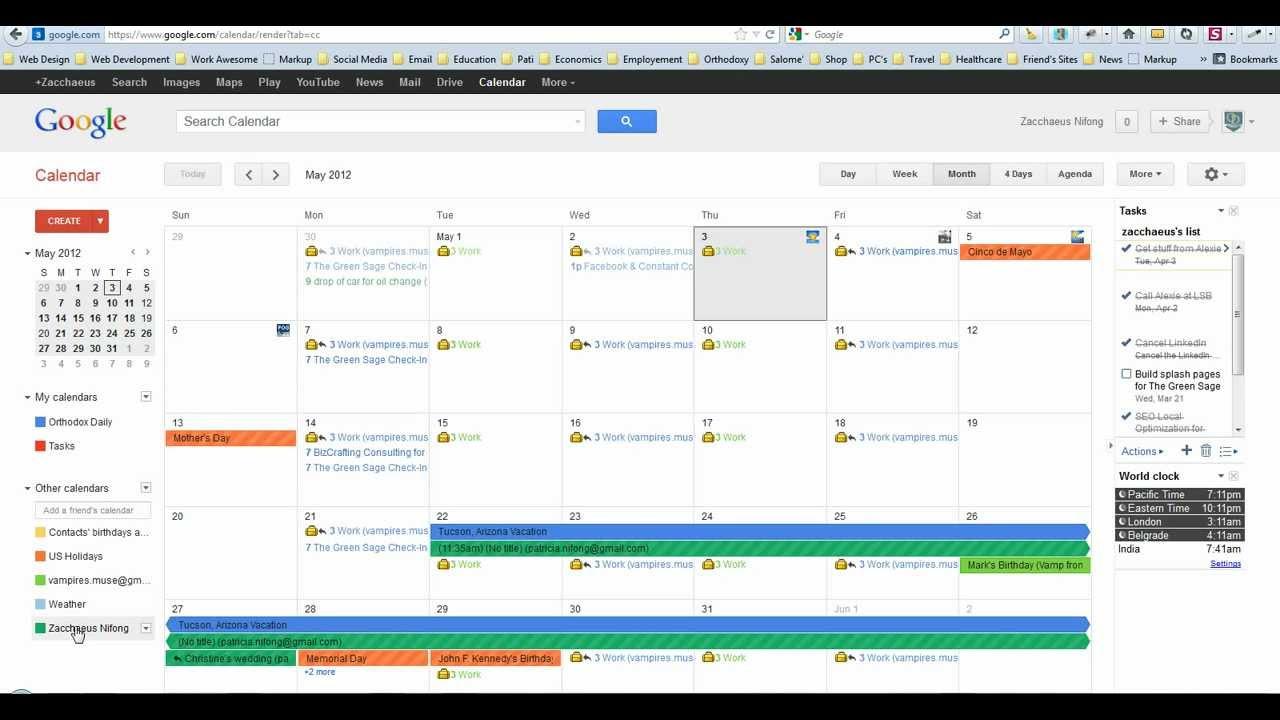 How To Attach Documents To A Google Calendar Event Using for Add Image To Google Calendar Event