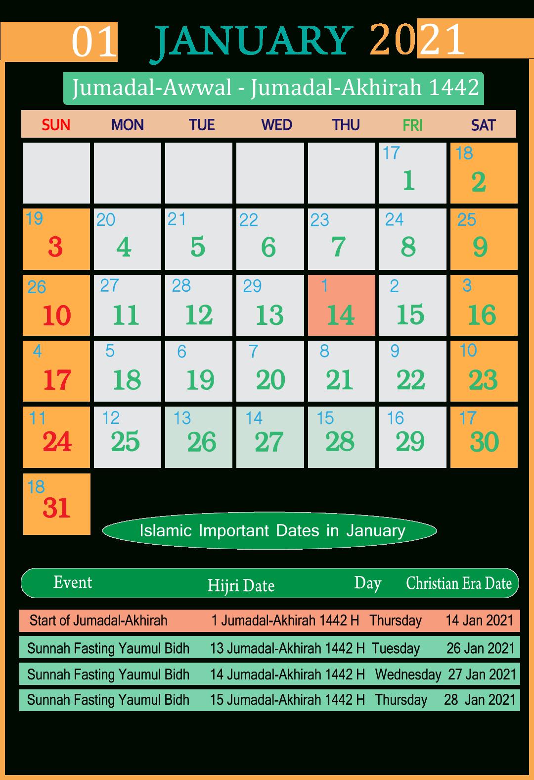 Islamic Calendar 2021 Today Date | Calendar 2021 for Islamic Calendar Date Today In Pakistan