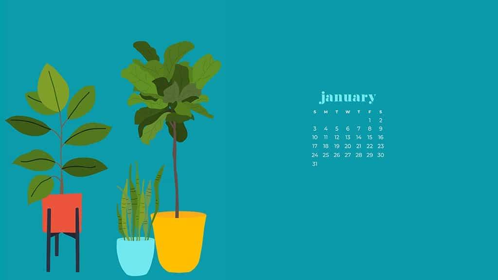 January 2021 Calendar Wallpapers  30 Free Designs To with regard to Khmer Calendar 2021 Wallpaper