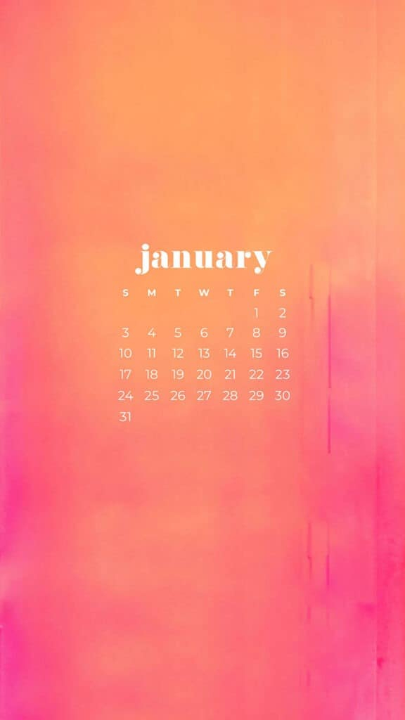 January 2021 Calendar Wallpapers  30 Free Designs To within Khmer Calendar 2021 Wallpaper