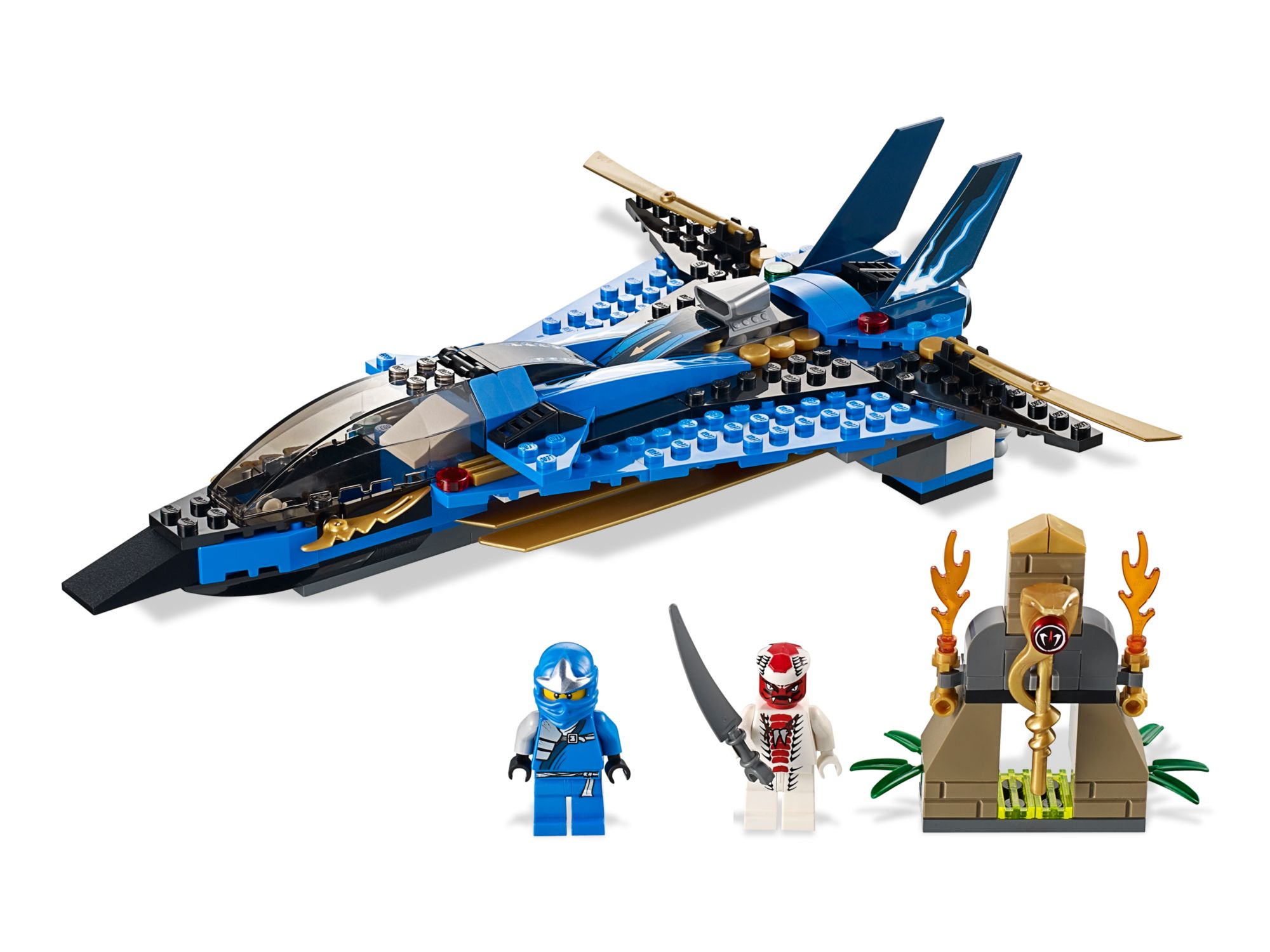 Jay'S Storm Fighter 9442 | Ninjago | Brick Browse | Shop Lego® pertaining to Jays Brick Blog
