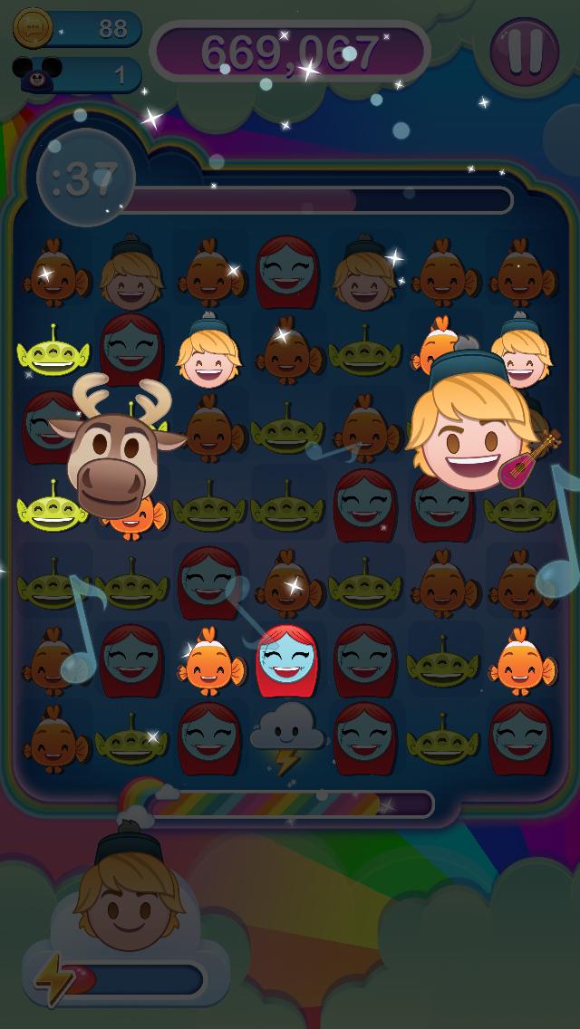 Kristoff  Disney Emoji Blitz Fan Site in Disney Emoji Blitz Calendar