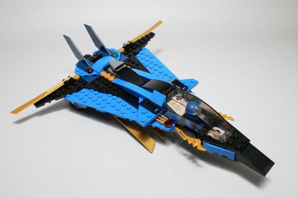 Lego 9442 Ninjago  Jay'S Storm Fighter | I Brick City in Jays Brick Blog