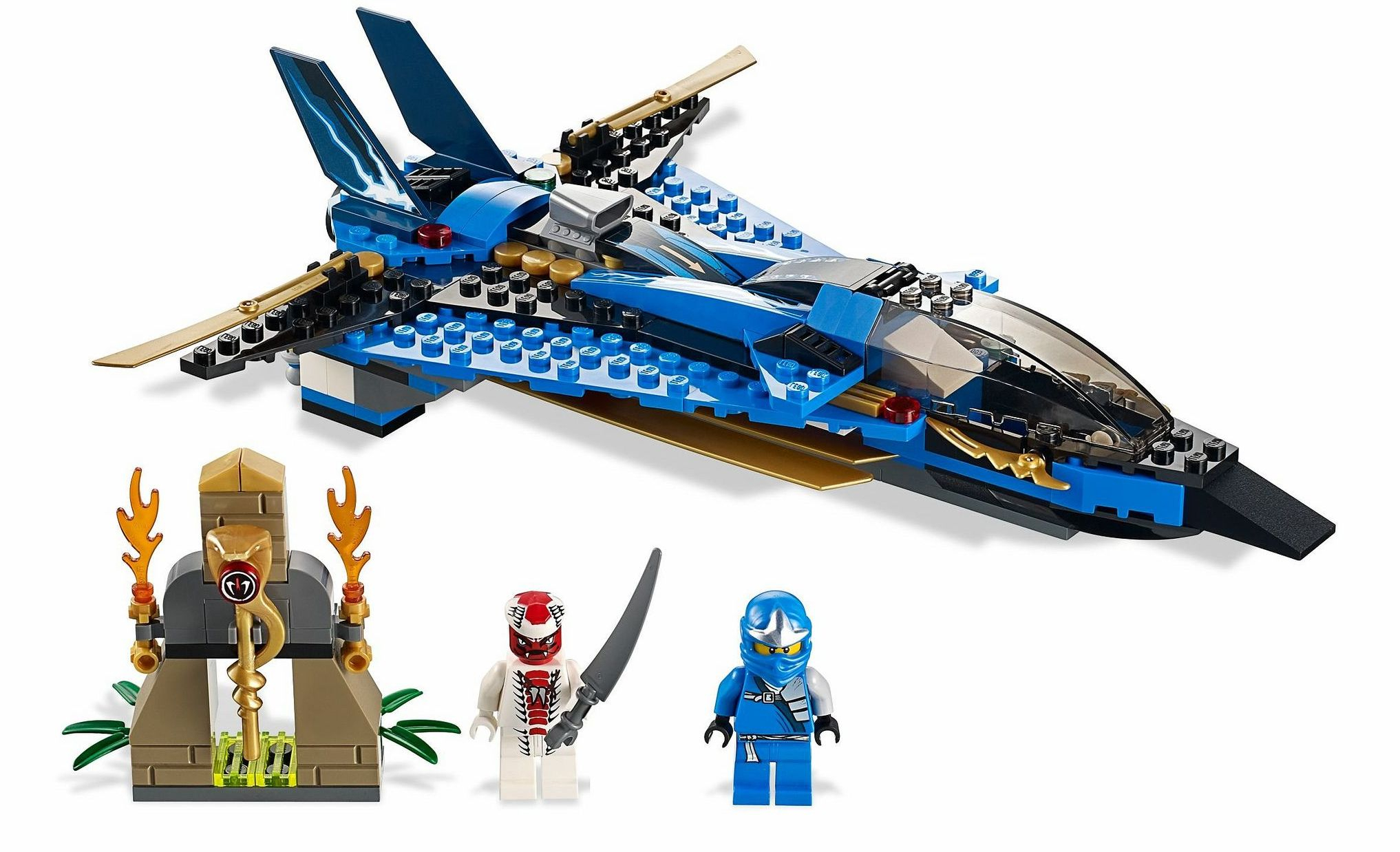 Lego 9442 Ninjago  Jay'S Storm Fighter | I Brick City intended for Jays Brick Blog