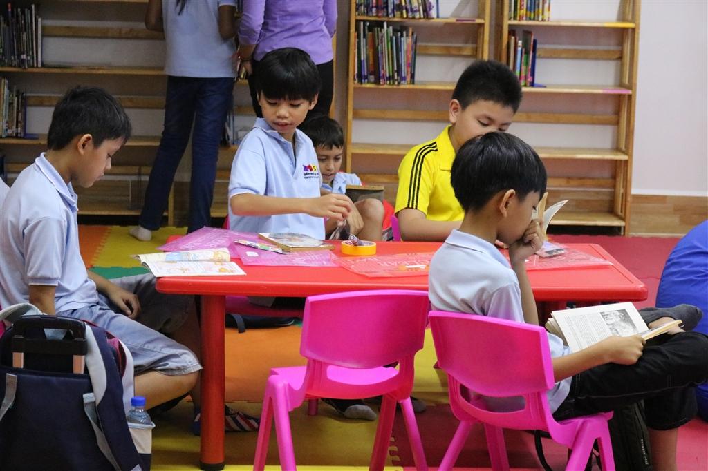 Library  International School Of Siem Reap  Issr for Issr School Calendar