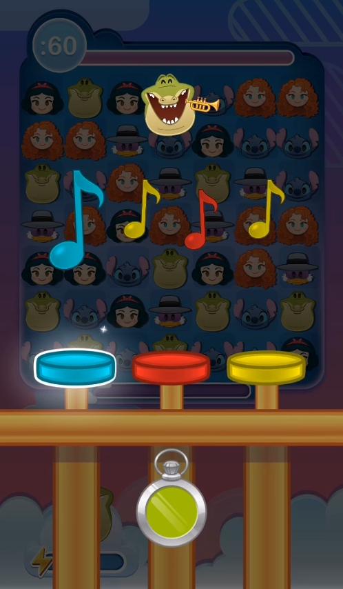 Louis  Disney Emoji Blitz Fan Site throughout Disney Emoji Blitz Calender