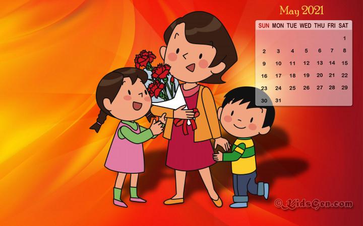 May 2021 Calendar Wallpaper throughout Khmer Calendar 2021 Wallpaper