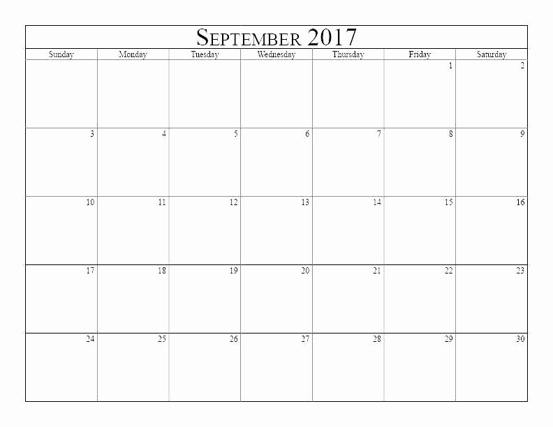 Monday Through Friday Calendar Pdf | Ten Free Printable for Free Monday Through Friday Calendar