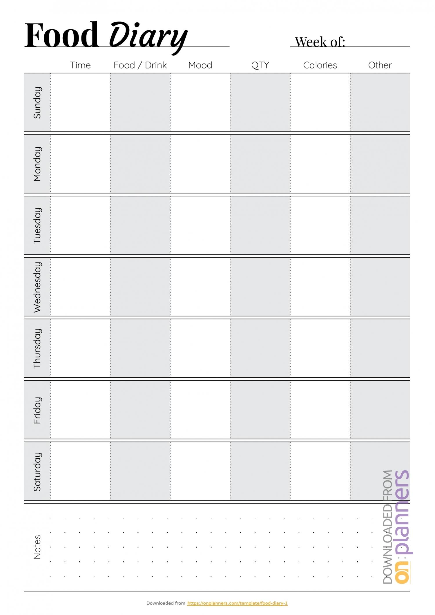 Monday Through Friday Calendar Pdf | Ten Free Printable intended for Free Monday Through Friday Calendar