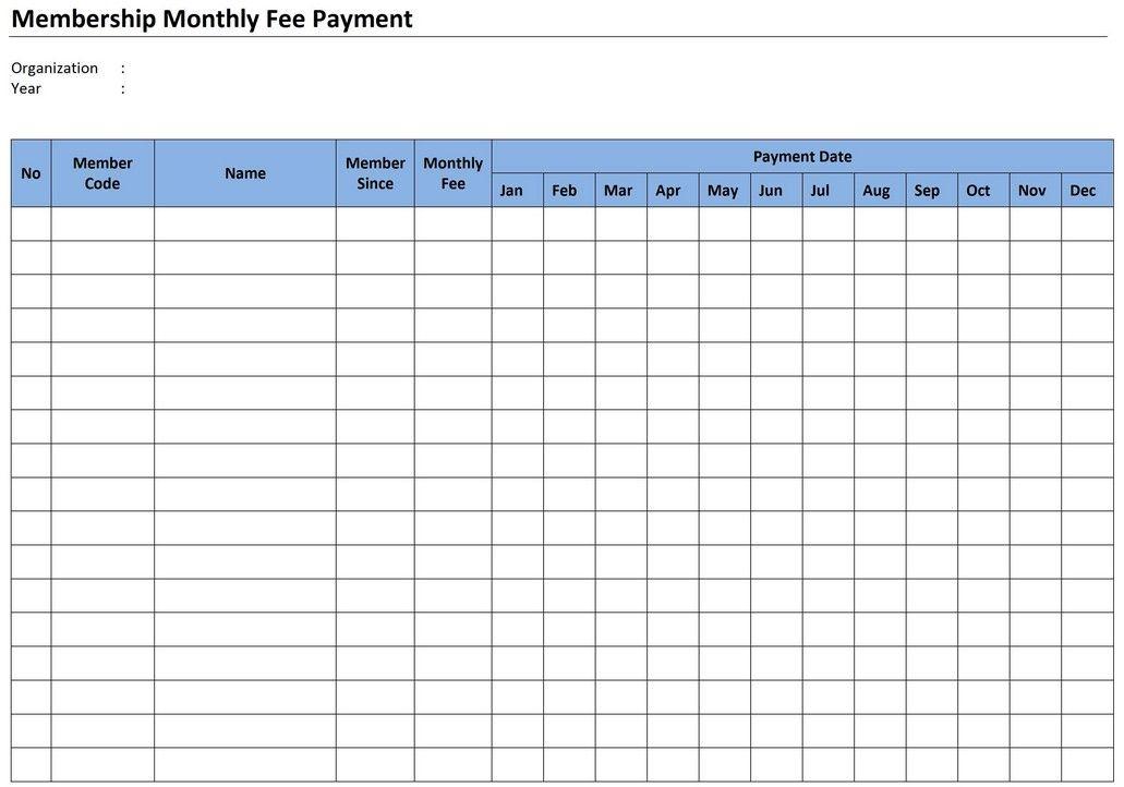 Monthly Payment Calendar Excel | Excel Calendar, Monthly Bill intended for Financial Calendar 2021/21 Excel