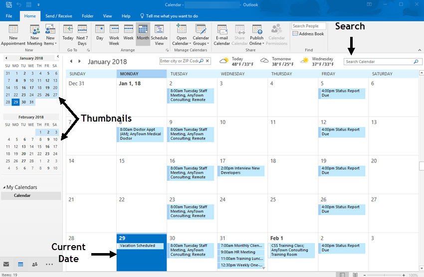 Ms Outlook Calendar: How To Add, Share, & Use It Right regarding Glyphicon-Calendar Icon Not Showing