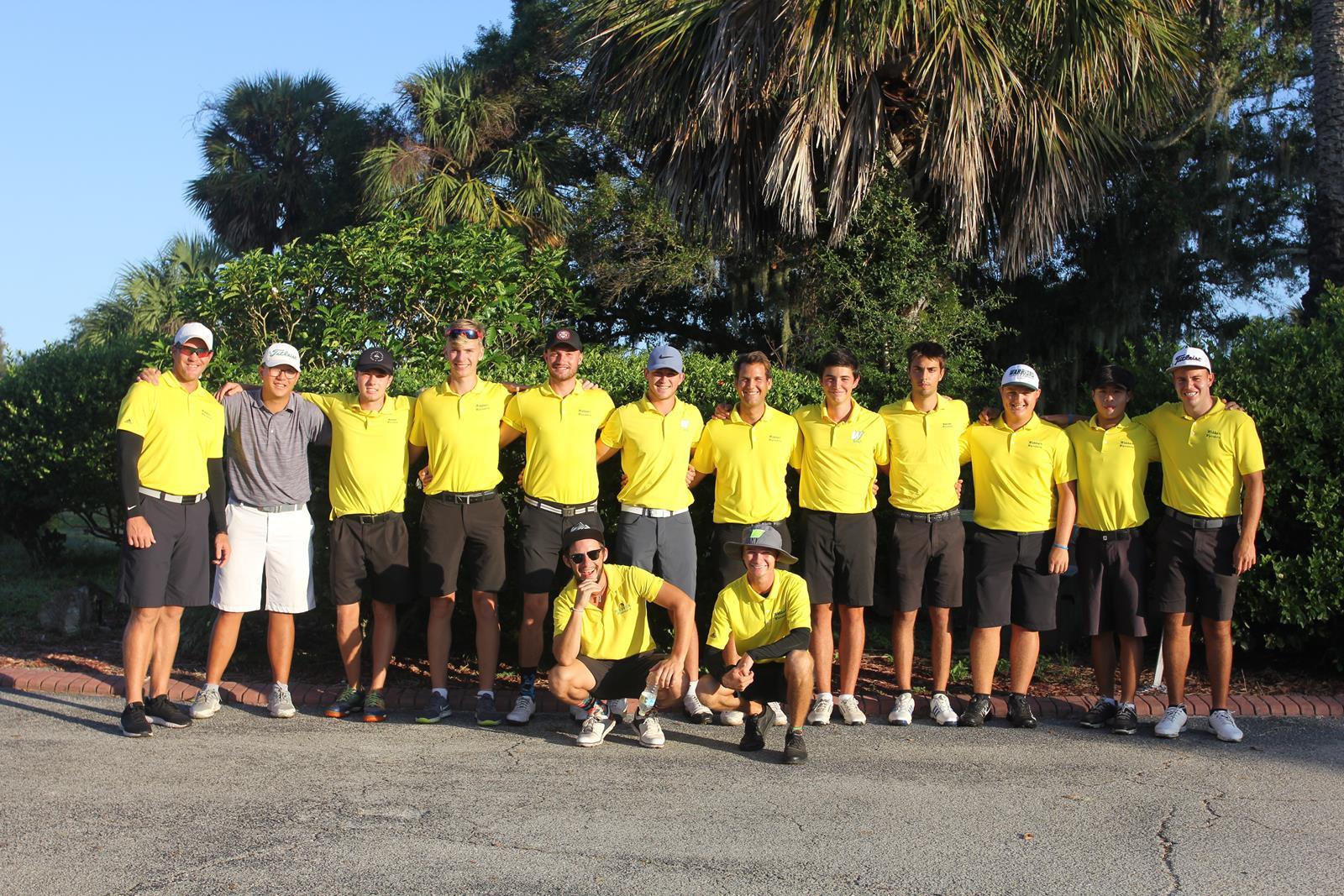 Nickolas Morgan  201920  Men'S Golf  Webber with Haines City High School Calendar