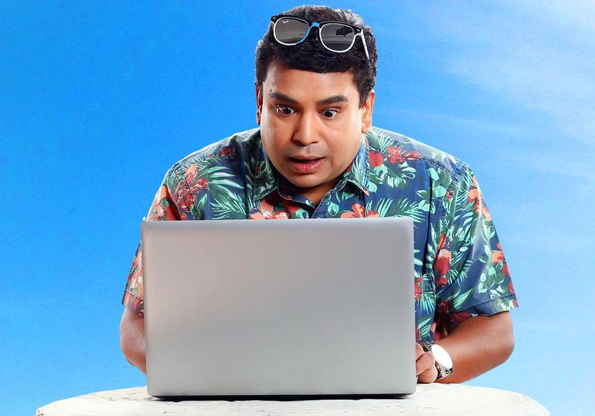 Nikhil Ratnaparkhi Raises Curiosity About His Email in Vikram Sawant Calendar