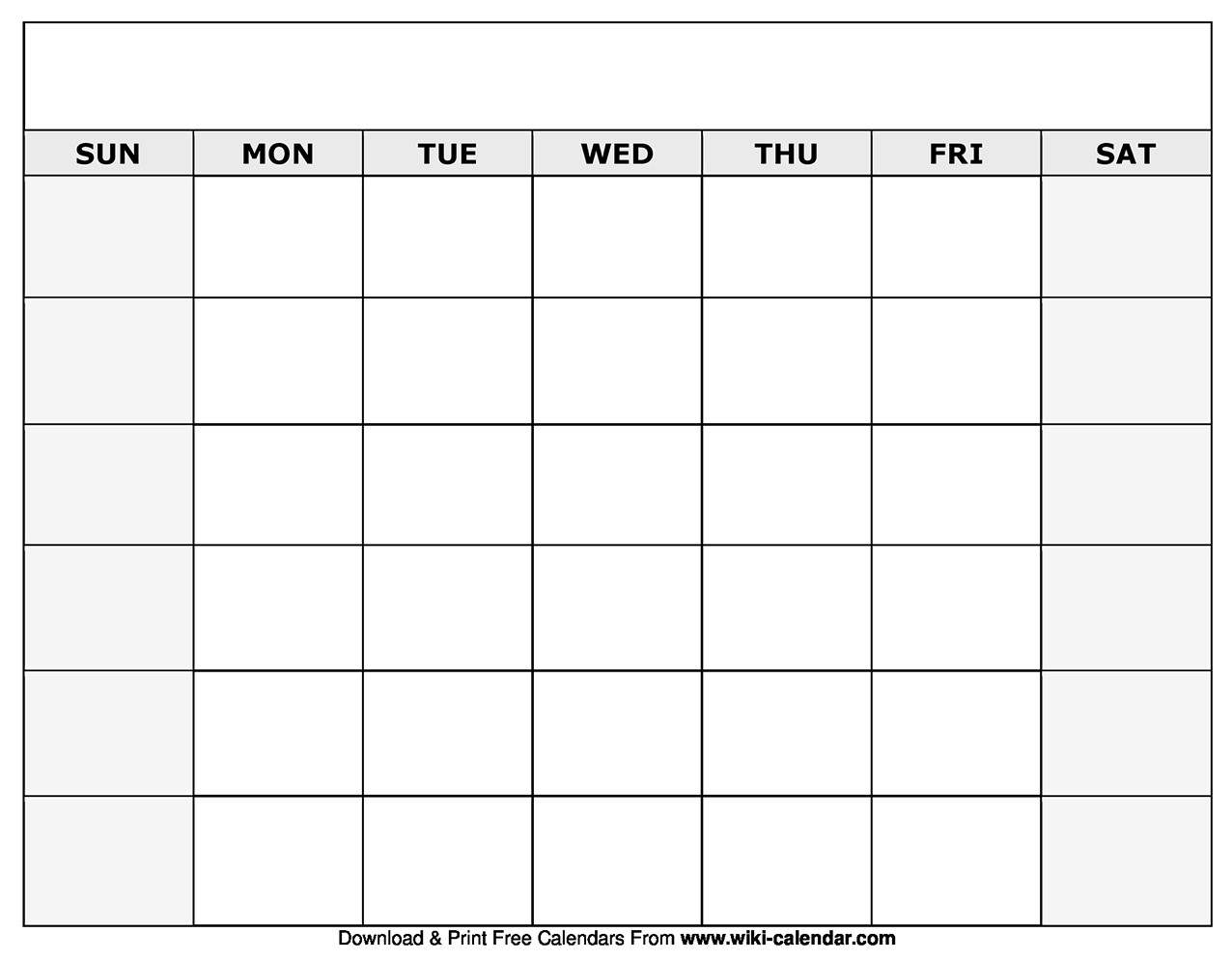 Notice To Vacate Template  Wanew intended for 4 Month Printable Calendar