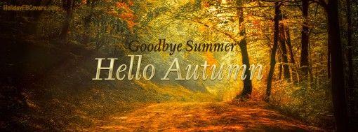 Pin By 👑 Cheryl Silva Burrhus 👑 On Fall ~ Autumn (With inside Goodbye Summer Hello Fall Wallpaper