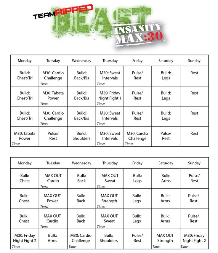 Pin By Heather Gottlob On Fitness Quotes | Body Beast in Body Beast Insanity Max 30 Hybrid