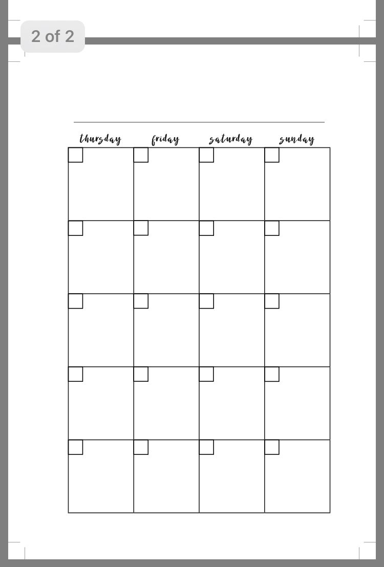 Pin By Kelsey Plummer On Journalplanner   Friday Saturday regarding Calendar Sunday To Saturday