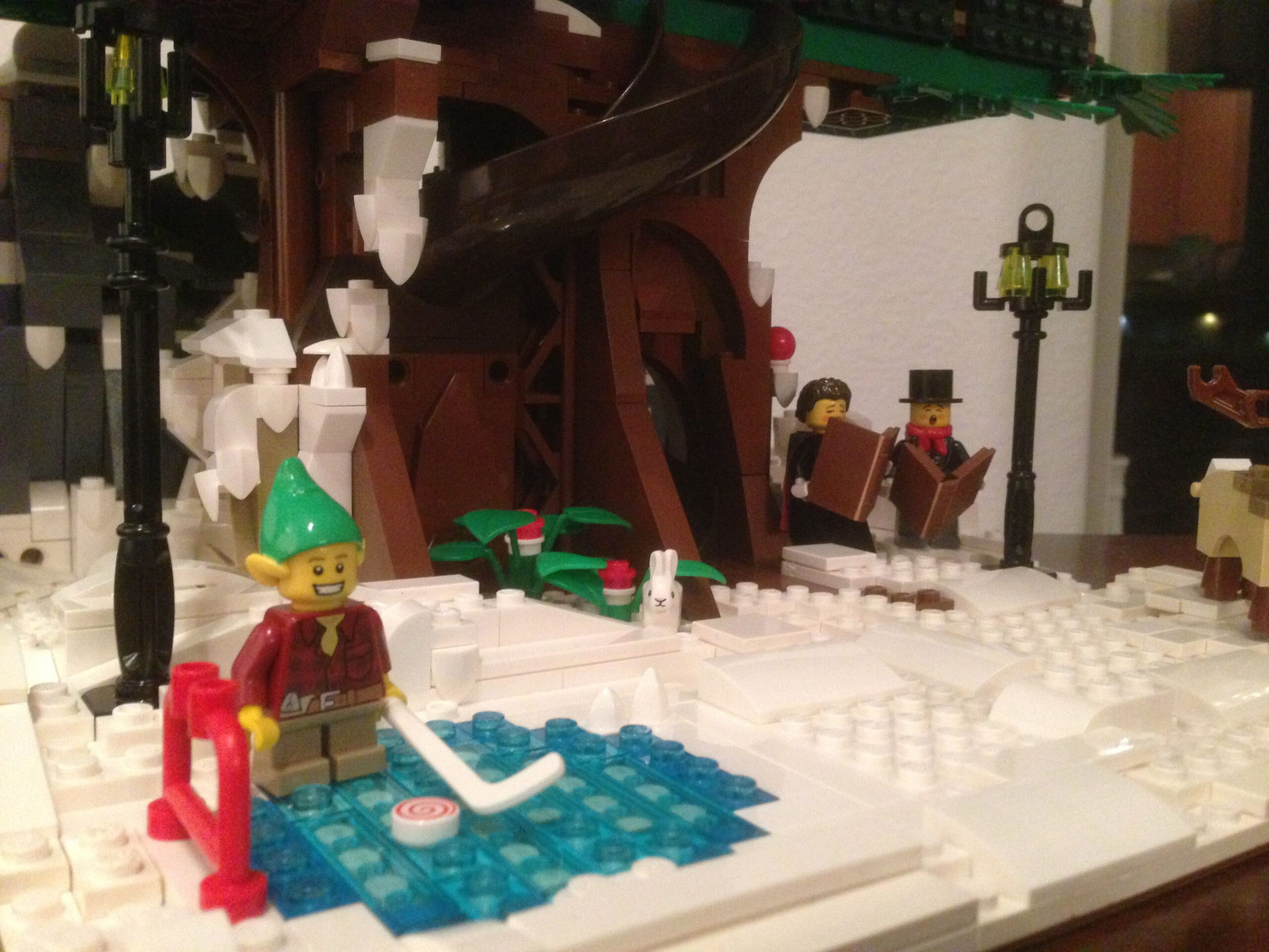 Pin By Tuny Fish On 12 Days Of Lego Diy Advent Calendar regarding Jennifer Maker Advent Tree