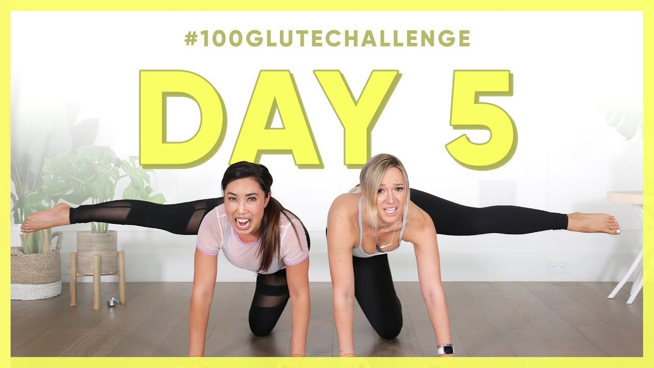Pin On Butt Workouts throughout Blogilates Thigh Challenge